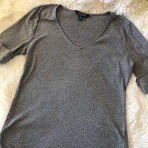 Ralph Lauren 3/4 Length Sleeve Top